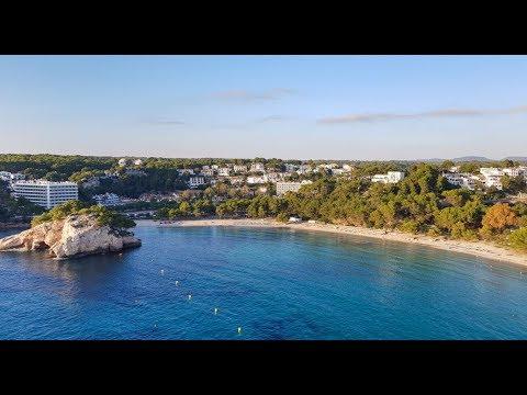 Villa with shared swimming pool in Cala Galdana, Menorca.