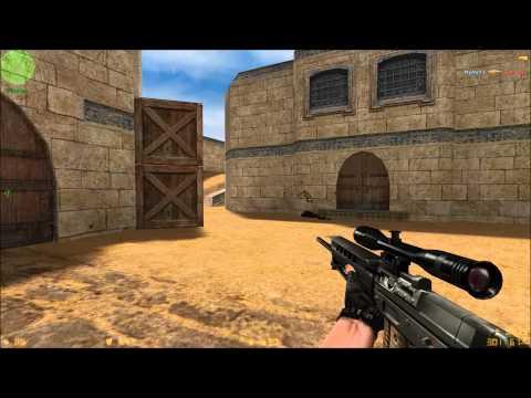 Let's Play Counter Strike: Condition Zero - de_dust2 [1080p HD]