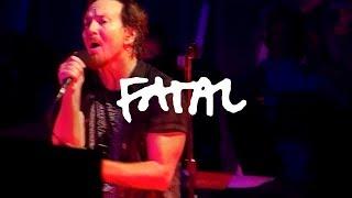 Pearl Jam - FATAL, London 2018 (COMPLETE)