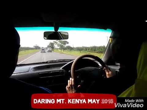 Tackling Mt Kenya for a cause