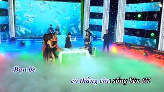 [Karaoke HD] Beat Chuẩn Ca Sĩ - DỪNG BƯỚC GIANG HỒ