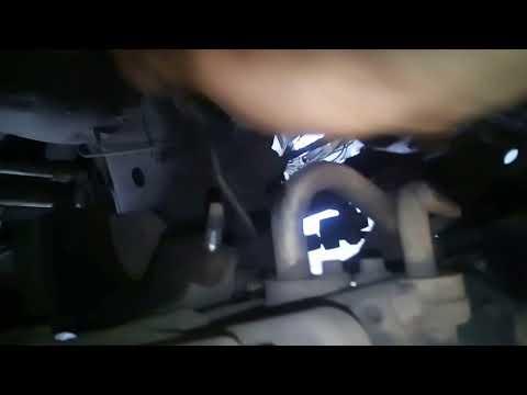 Замена сцепления Форд Фокус 2 1.8.Снятие МКПП Форд Фокус 2 1.8.