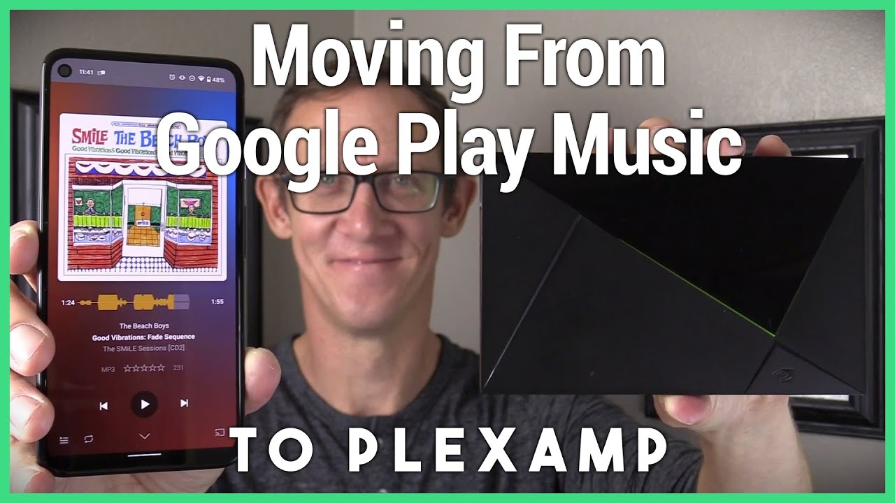 Own Your Cloud Music Locker Takeout Your Google Play Music Library And Move It To Plexamp Youtube