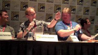 The Penguins of Madagascar - Jeff Bennett and John DiMaggio - The Bus Called Graveyard Eight