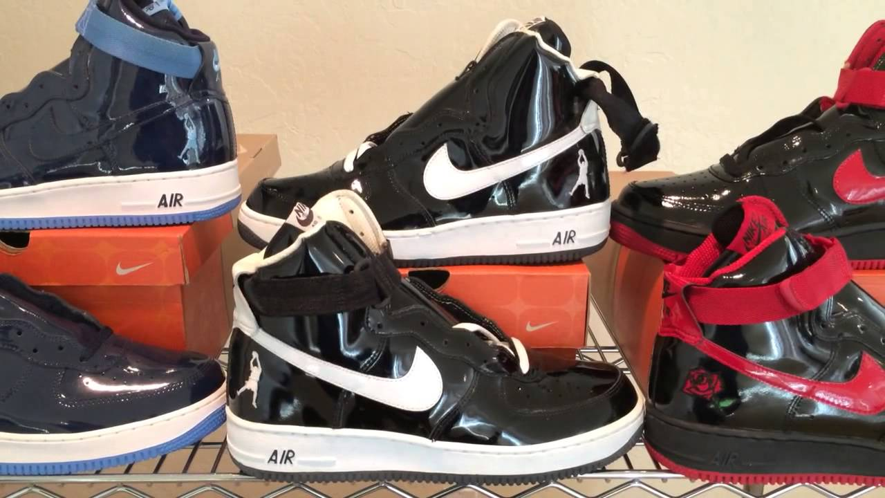 ShoeZeum Rasheed Wallace Sheed Nike Air
