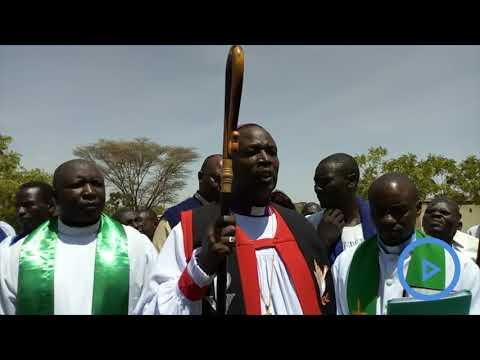 """Wait for 2022 presidential elections."" - Archbishop Sapit tells Nasa"