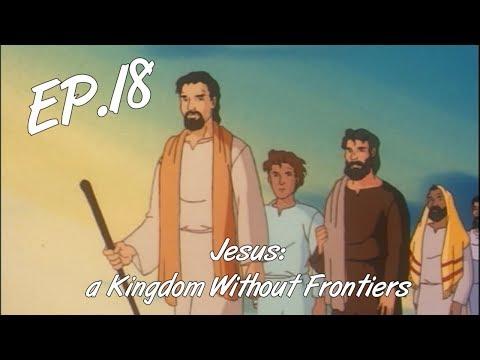 JESUS RAISES LAZARUS - Jesus: a Kingdom Without Frontiers, ep. 18 - EN