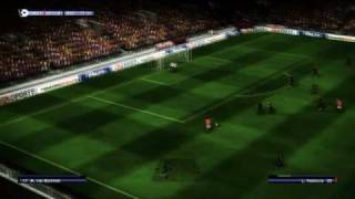 FIFA 10 PC [HD] - Next-Generation Graphics Patch Presentation - Manchester United vs Bayern Munchen