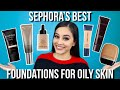 BEST FOUNDATIONS FOR OILY SKIN | SHEER COVERAGE
