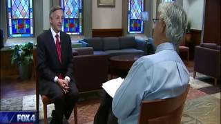Dr  Mike Ghouse responds to Pastor Jeffress about Islam