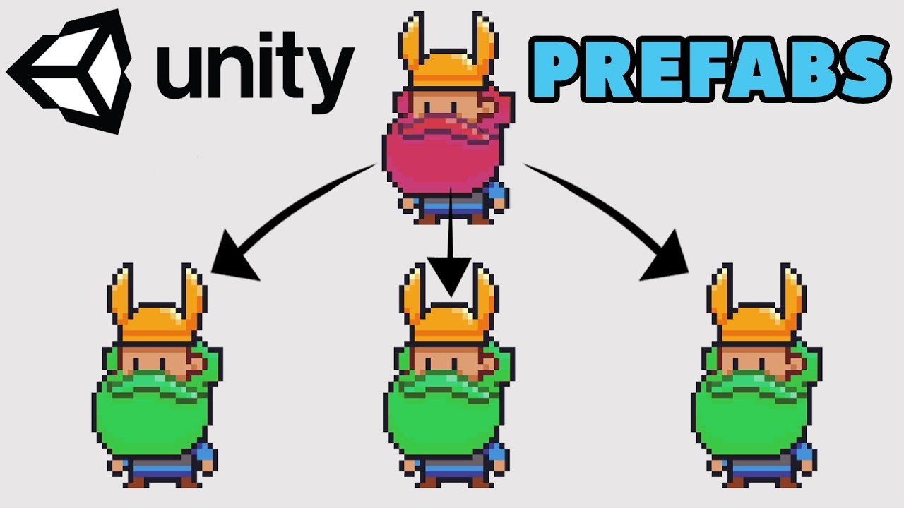 Unity Prefabs - The Complete Animated Guide | Game Dev Classroom