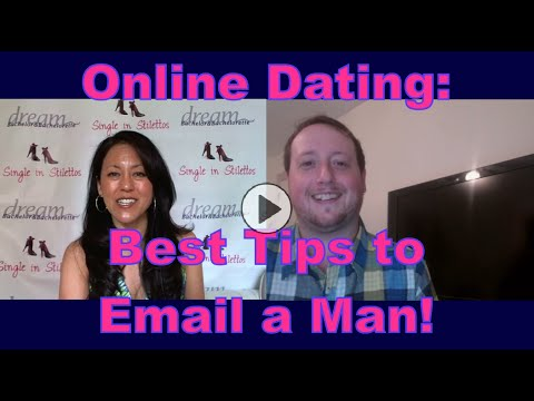 Online Dating Tips to Email a Man - Dating Advice for ...