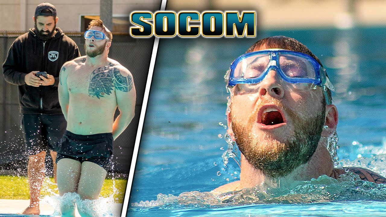 I Tried the Special Forces SOCOM Dive Screener