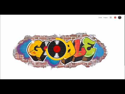 "WTH! Google Doodle ""44 Years of Hip Hop"" 