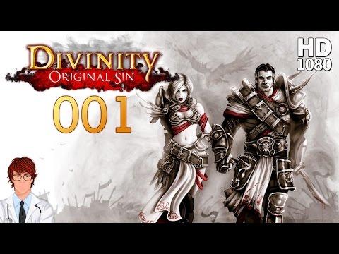 Divinity Original Sin #001 - Ich liebe Rundenkämpfe | Divinity Original Sin German Gameplay