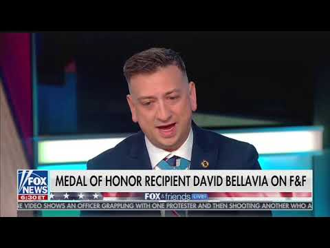 Medal of Honor Recipient Not Sold on Giving Conan the Dog the Purple Heart Just Yet