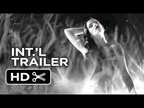 Sin City: A Dame To Kill For Official UK Trailer #1 (2014) - Eva Green Action Thriller HD