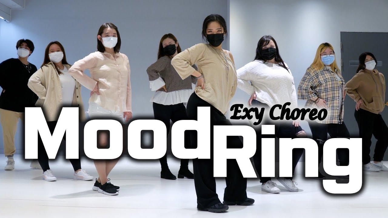 걸스힙합 (Girls Hiphop) Exy Choreo l  Thuy - Mood Ring