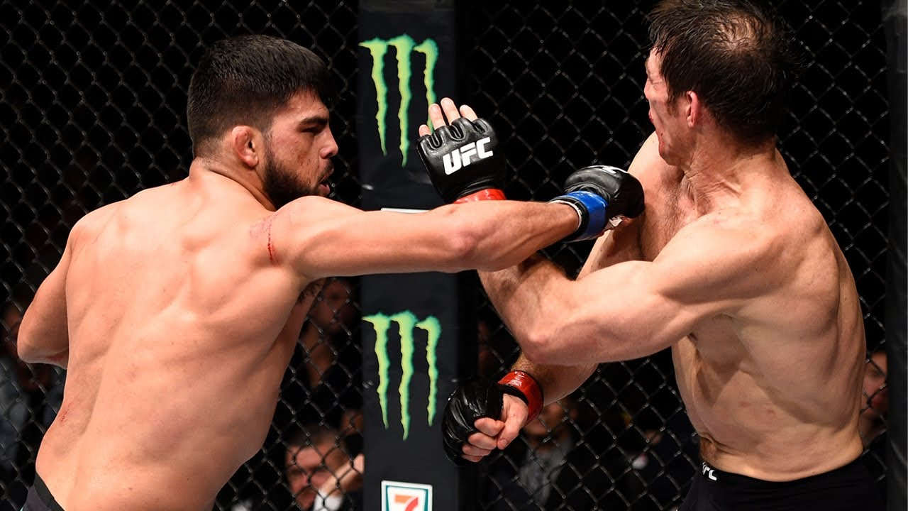 Top Finishes: Kelvin Gastelum