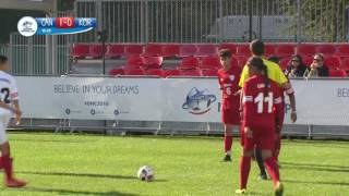 Canada vs South-Korea - Ranking match 17/20 - Full Match - Danone Nations Cup 2016