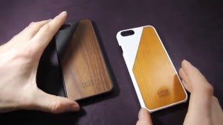 Чехлы для iPhone 6/6s Native Union CLIC Wooden(, 2016-01-20T23:54:24.000Z)