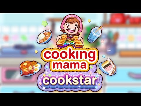 Cooking Mama Cookstar Gameplay (Nintendo Switch)