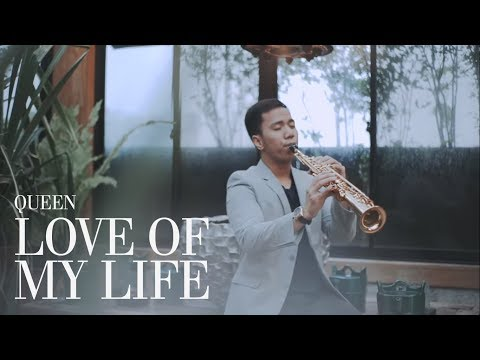 LOVE OF MY LIFE (Queen) Saxophone Cover by Desmond Amos