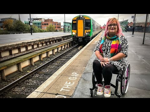 When disability meets technology - BBC Click