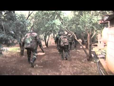 Arab SYRIAN  ARMY CAPTURES Homs: SYRIAN army in FULL CONTROL of the City of HOMS