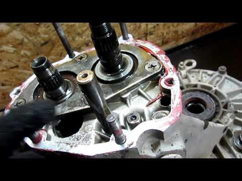Фото к видео: ваз2110 ремонт коробки. опять удивляет ВАЗ