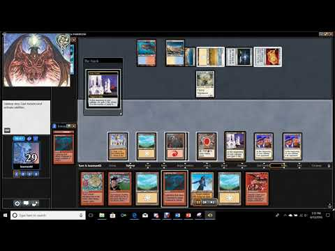 Old School 93-94: Land's Edge Vs The Deck