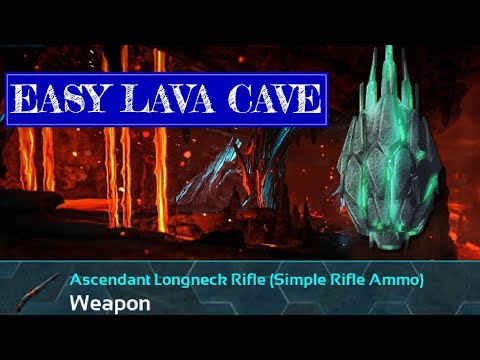 Lava cave map - General - ARK - Official Community Forums