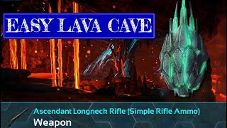 HOW TO SPEEDRUN THE LAVA CAVE | Ark Survival Evolved