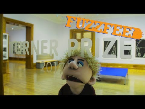 Fuzzfeed at the Turner Prize 2017