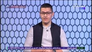 القمة 113 الزمالك VS الاهلى - متعب ينهى مسيرة بشير وبركات ينهى مسيرة احمد غانم سلطان فى الزمالك
