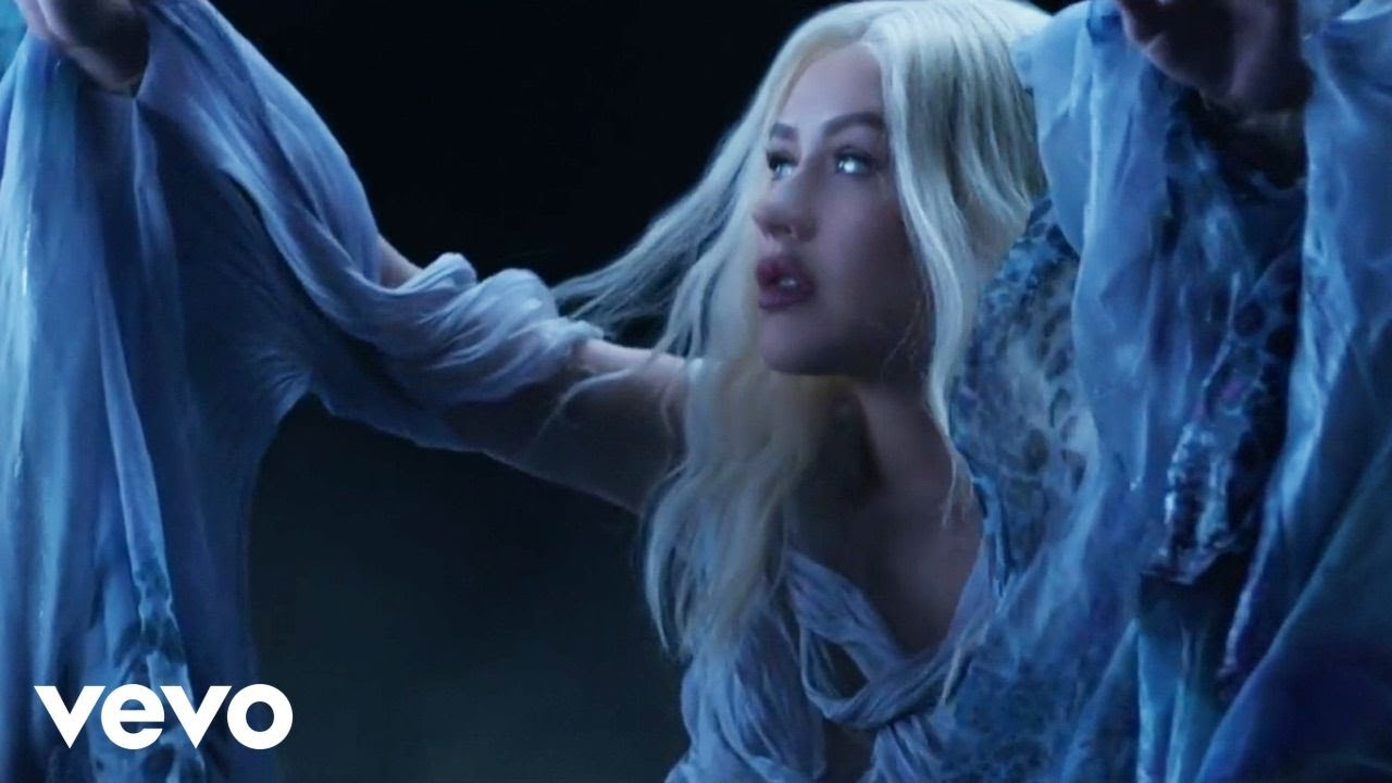 "DISNEY PRESENTA EL NUEVO VIDEO MUSICAL DE ""REFLECTION"" DE CHRISTINA AGUILERA PARA MULÁN"