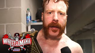 Riddle should have heeded Sheamus' warning: WrestleMania 37 Exclusive, April 11, 2021