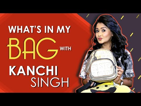 What鈥檚 In My Bag With Kanchi Singh | Bag Secrets Revealed | Exclusive | India Forums