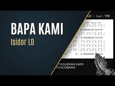 Bapa Kami ( Isidor LD ) - PS Gitapalma | Paroki HTBSPM Bandung