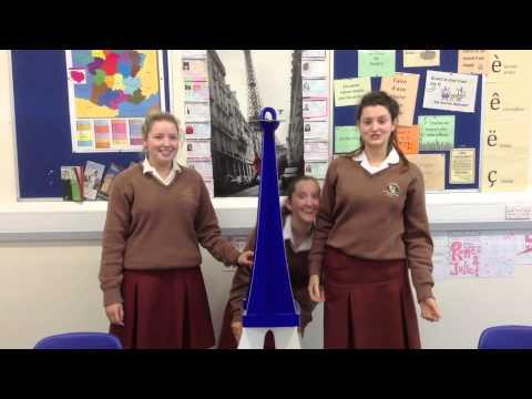 Loreto Foxrock French Video 2014 - MIKA