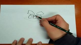 Уроки рисования С НОВЫМ ГОДОМ Как нарисовать новогоднюю открытку фломастерами 2017 2019