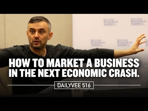 How to Market a Business in the Next Economic Crash | DailyVee 516 Mp3