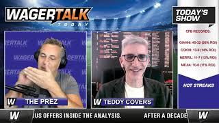 Daily Free Sports Picks | World Series Betting Preview and College Football Picks on WagerTalk Today