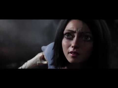 ALITA: BATTLE ANGEL   2018 HD