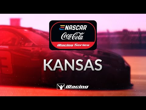 eNASCAR Coca-Cola iRacing Series | Kansas