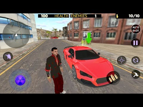 Sniper Vegas City Crime Open World (by Action Replay Games) Android Gameplay [HD]