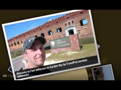 Fort Jefferson - Dry Tortugas National Park, Florida, United States