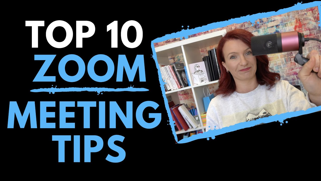 10 Virtual Meeting Tips For A Better Presentation