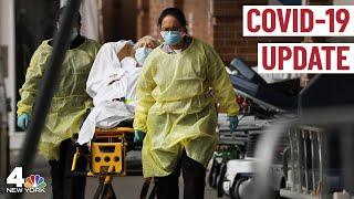 NYC's Coronavirus Death Toll Skyrockets After Presumptive  Fatalities Added | NBC New York