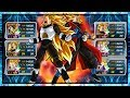 100% Rainbow star SSJ3 Xeno Goku & Vegeta! BANDAI PLEASE NERF! | Dragon Ball Z Dokkan Battle